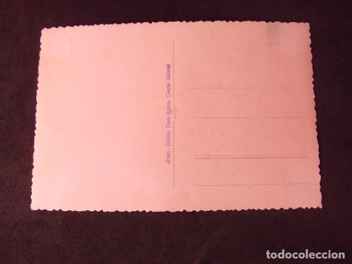 Postales: CEUTA-V2-VISTA DE LA CIUDAD DEL NORTE DE AFRICA-FOTO RUBIO-14X9CM - Foto 2 - 178988852