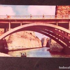 Postales: CEUTA-V2-PUENTE NUEVO Y FOSO-DL B.25.483-64. Lote 178988981