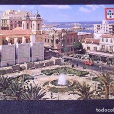 Postales: CEUTA-V2-CIRCULADA-PLAZA DE LOS REYES. Lote 178989230