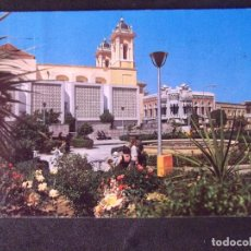 Postales: CEUTA-V2-CIRCULADA-PLAZA DEL CAPITAN RAMOS. Lote 178989241
