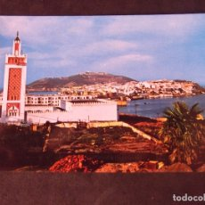 Postales: CEUTA-V2-NO ESCRITA-PERSPECTIVA DE LA BAHIA SUR. Lote 178989481