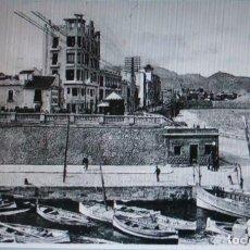 Postales: ALBUM DE 22 FOTOGRAFIAS TARJETA POSTAL EN BLANCO Y NEGRO DE CEUTA – FORMATO 9 X 14 CM - NUEVAS. Lote 180183948