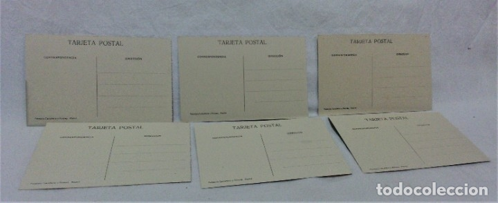 Postales: CEUTA.6 ANTIGUAS POSTALES MILITARES Y VISTAS.FOTOTIPIA CASTAÑEIRAS Y ALVAREZ.MADRID - Foto 5 - 181744172