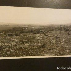 Postales: CEUTA POSTAL FOTOGRAFICA LEGIONARIOS EN MANIOBRAS ROS FOTOGRAFO HACIA 1920. Lote 182168876