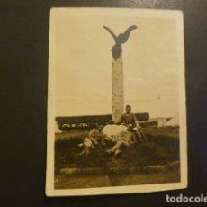 Postales: RIFFIEN CEUTA CUARTEL DE LA LEGION LEGIONARIOS EN MONUMENTO. Lote 182169086