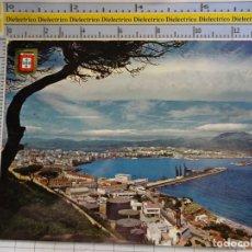 Postales: POSTAL DE CEUTA. AÑO 1963. VISTA PARCIAL. 3098. Lote 182230620