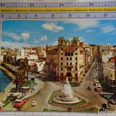 Postales: POSTAL DE CEUTA. AÑO 1967. PLAZA DEL GENERAL GALERA. 3101. Lote 182230677