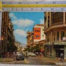 Postales: POSTAL DE CEUTA. AÑO 1974. CALLE JOSE ANTONIO PRIMO DE RIVERA. AGFA. COCHES . 3113. Lote 182231310
