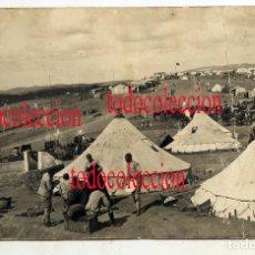 Postales: CEUTA ZOCO IERMIS. ANTIGUA POSTAL FOTOGRAFICA SIN ESCRIBIR. FOTO ANGEL RUBIO . HACIA 1920. Lote 182861862
