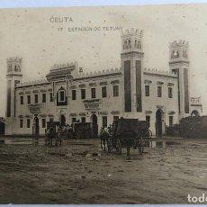 Postales: CEUTA. Lote 183900761
