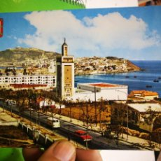 Postales: POSTAL CEUTA VISTA PARCIAL 1991 ESCRITA Y SELLADA. Lote 184804522
