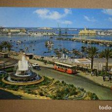Cartoline: CEUTA VISTA PARCIAL DEL PUERTO ED. GARCIA GARRABELLA 48 NUEVA. Lote 189766531