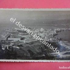 Postales: CEUTA. VISTA DE LA CIUDAD. Lote 190201136