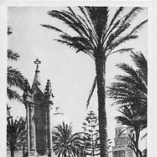 Postales: CEUTA.- PLAZA AFRICA. Lote 191031421