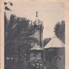 Postales: CEUTA - PLAZA DE AFRICA Y MAUSOLEO. Lote 192764720