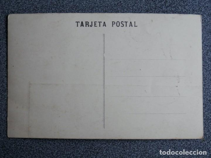 Postales: CEUTA VISTA GENERAL RARA POSTAL FOTOGRÁFICA ANTIGUA - Foto 2 - 193037758