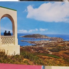 Postales: ANTIGUA POSTAL CEUTA MIRADOR GARCIA ALDAVE GARCIA GARRABELLA 9. Lote 193734051