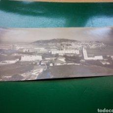 Postales: ANTIGUA Y MUY RARA POSTAL DE CEUTA APAISADA. EL ISTMO DE CEUTA. FOTOGRAFÍA F. RUBIO DE CEUTA. 1961. Lote 194199898