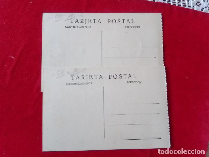 Postales: W.- 24.- LOTE DE -- 2-- POSTALES DE -- CEUTA -- 6.- 12.- VISTA PARCIAL .- SIN CIRCULAR - Foto 4 - 194217557