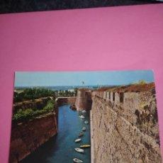 Postales: POSTAL MURALLAS PORTUGUESAS - FOSO DE S.FELIPE. Lote 195782335