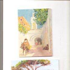 Cartes Postales: 1279. CEUTA. OBRAS DE BERTUCHI. Lote 196301600