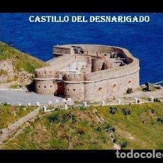 Postales: POSTAL CEUTA CASTILLO DEL DESNARIGADO S/C. Lote 220952946