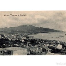 Postales: CEUTA.- VISTA DE LA CIUDAD.. Lote 199458337