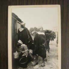 Postales: CEUTA-ARCHIVO ROISIN-FOTO PEGADA-FOTOGRAFICA-POSTAL PROTOTIPO ANTIGUA-(68.940). Lote 201504378