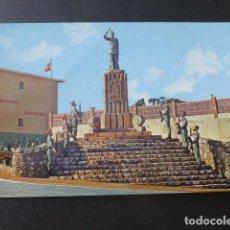 Postales: CEUTA ACUARTELAMIENTO LA LEGION ENTRADA. Lote 204021795
