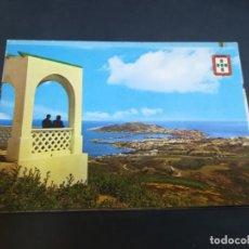 Cartoline: TARJETA POSTAL. CEUTA. VISTA DESDE EL MIRADOR DE GARCIA ALDAVE. 9. LUIS CABELLO GARCIA. Lote 210193917