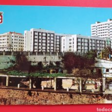 Postales: CEUTA – UNA VISTA DE LA PARTE MODERNA DE LA CIUDAD – FOTOCOLOR CASA RUBIO 1966. Lote 210450156