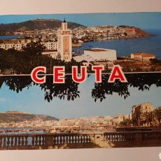 Postales: CEUTA/ VISTA GENERAL/ SIN CIRCULAR/ (REF.B.18). Lote 210521312