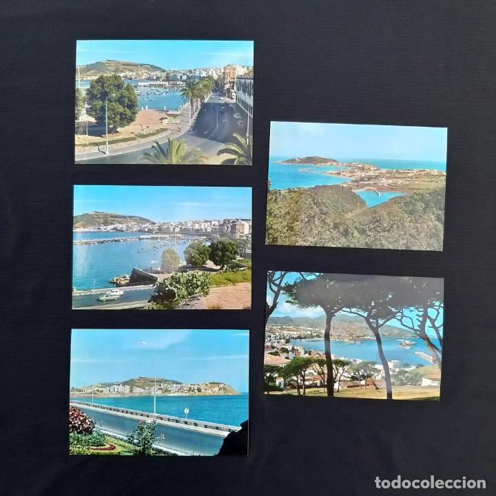 Postales: 14 POSTALES CEUTA AÑOS 60-70 (P160) - Foto 3 - 211799973