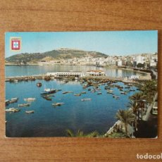 Postales: CEUTA - VISTA PARCIAL - AÑO 1.962 - CIRCULADA CON SELLO. Lote 214049802