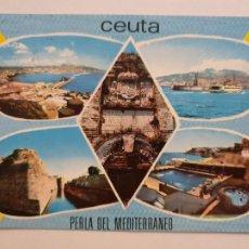 Cartoline: CEUTA - VISTAS - LMX - CEU. Lote 214723775