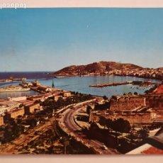 Cartoline: CEUTA - VISTA GENERAL CON LLEGADA DE UN TRANSBORDADOR - LMX - CEU. Lote 214723868