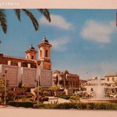 Cartoline: CEUTA - PLAZA DE LOS REYES - LMX - CEU. Lote 214724347