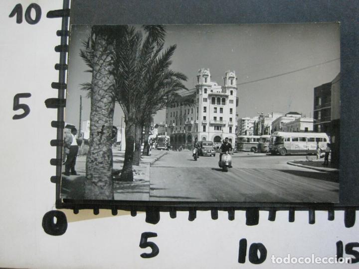 Postales: CEUTA-MOTOS-COCHES-AUTOCARES-POSTAL ANTIGUA-VER FOTOS-(73.541) - Foto 4 - 215391220