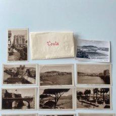 Cartes Postales: CEUTA , LOTE DE 11 POSTALES , DESDE 1930 APROX.. Lote 215645650