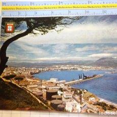 Cartes Postales: POSTAL DE CEUTA AÑO 1963. VISTA PARCIAL. PUBLICIDAD CASA VIDAL DEPORTES. FERIA SEVILLA 1970. 2410. Lote 215675225