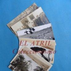 Postales: CEUTA, TANGER, TETUAN, LARACHE, ALGER - 11 BONITAS POSTALES, VER FOTOS ADICIONALES. Lote 219422461