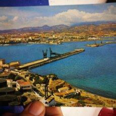 Cartes Postales: POSTAL CEUTA VISTA PARCIAL DESDE EL MONTE HACHO N 47 GARCÍA GARRABELLA ESCRITA Y BELLAMENTE SELLADA. Lote 219648551