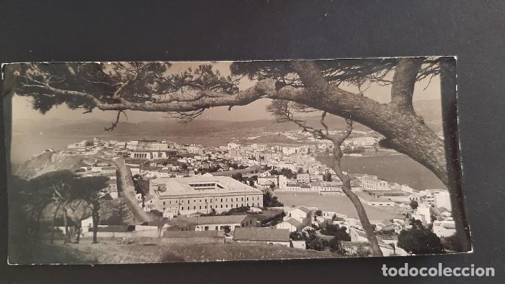 POSTAL PANORAMAS DE CEUTA VISTA DESDE EL HECHO F. RUBIO 1962 P454 (Postales - España - Ceuta Moderna (desde 1940))