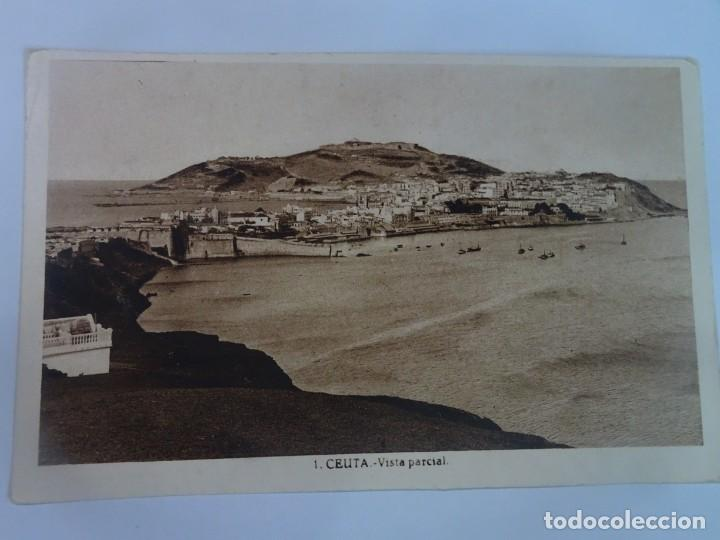 ANTIGUA POSTAL FOTOGRÁFICA, CEUTA Nº1 , L.ROISIN, VER FOTOS (Postales - España - Ceuta Moderna (desde 1940))
