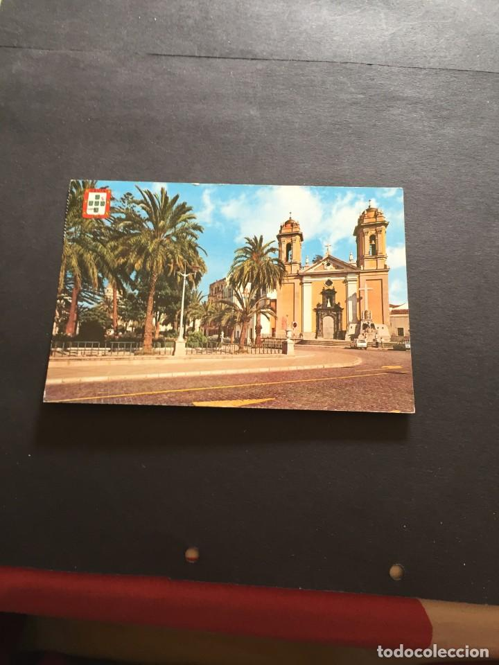 POSTAL DE CEUTA - CATEDRAL BONITAS VISTAS - LA DE LA FOTO VER TODAS MIS FOTOS Y POSTALES (Postales - España - Ceuta Moderna (desde 1940))