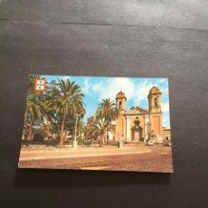 Postales: POSTAL DE CEUTA - CATEDRAL BONITAS VISTAS - LA DE LA FOTO VER TODAS MIS FOTOS Y POSTALES. Lote 222533758