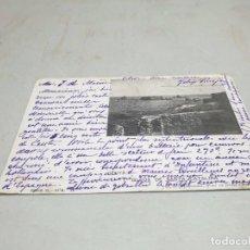 Postales: POSTAL ANTIGUA CEUTA. ISLEOS DE SANTA CATALINA. CIRCULADA. DORSO SIN DIVIDIR. FOT BARRANCO. Lote 222588097