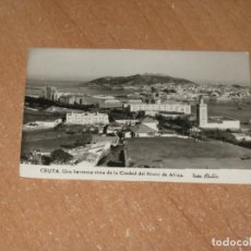 Postales: POSTAL DE CEUTA. Lote 222824293
