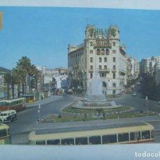 Postales: POSTAL DE CEUTA : PLAZA GENERAL GALERA . AÑOS 60. FERIA DE MUESTRAS DE SEVILLA 1970 - TOURAFRICA. Lote 222840457