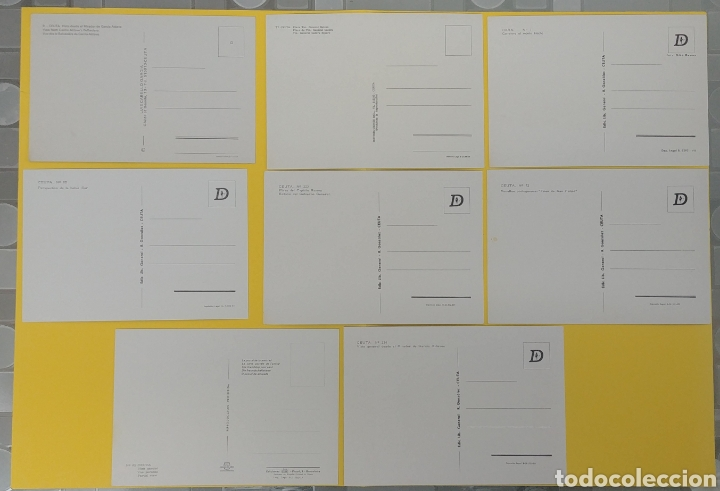 Postales: 8 postales de Ceuta. Año 1975 - Foto 2 - 223482412